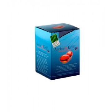 Aceite de Krill NKO 80 Perlas 100% Natur
