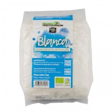Sal blanca fina Bio 1 Kg