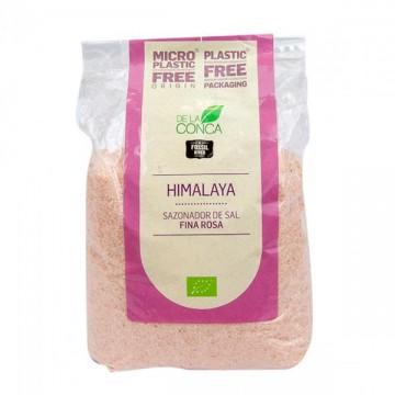 Sal rosa Himalaya Bio 1 Kg de la conca