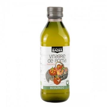 Vinagre manzana s/filtrar 500 ml Badia