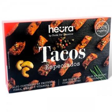 Tacos Especiados 180 gr Heura