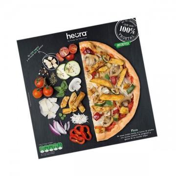 Pizza 355 gr Heura