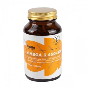 Omega 3 450/322 60 perlas Nadiu