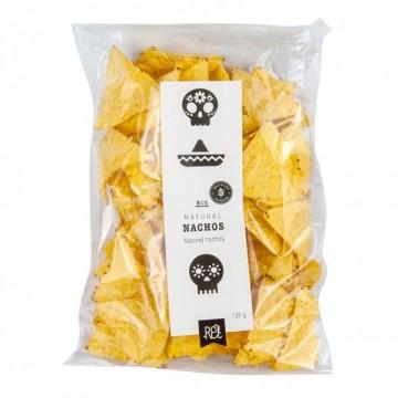 Nachos Naturales S/Gluten Bio 125 gr Rel