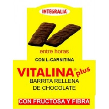 BARRITA VITALINA CHOCO Con L-Carnitina