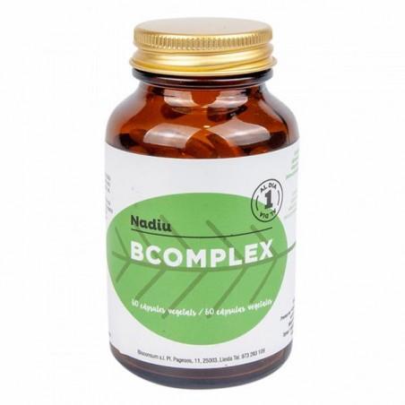B Complex 60 caps Nadiu