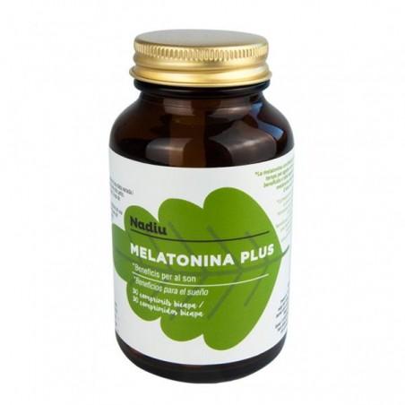 Melatonina Plus 30 comp Nadiu
