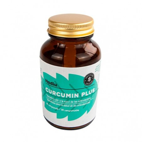 Curcumin Plus 30 comp Nadiu