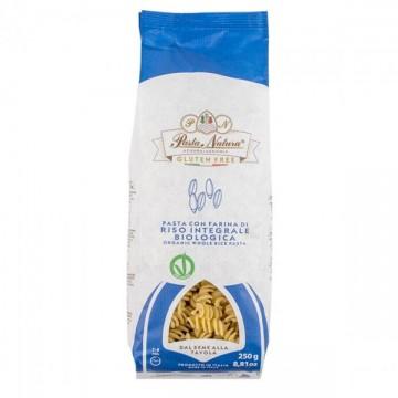 Fusilli arroz Integral S/G Bio 250 gr