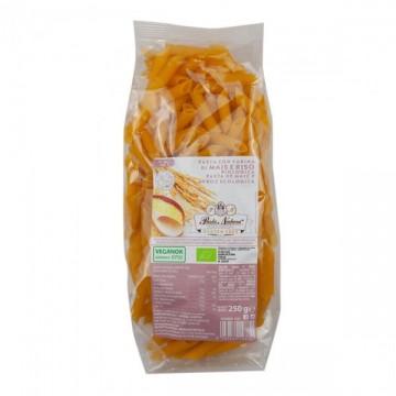 Macarrones maiz y arroz S/G Bio 250 gr