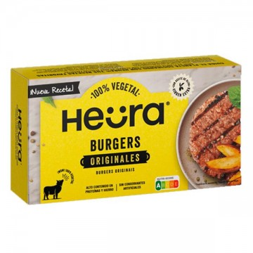 Burguers originales Heura 2 uni 240 gr
