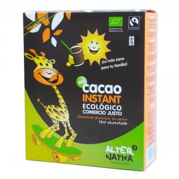 Cacao Instantaneo Bio 750 gr Altenativa3