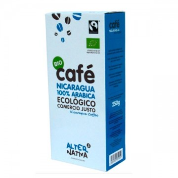 Cafe Nicaragua Molido Bio 250 gr