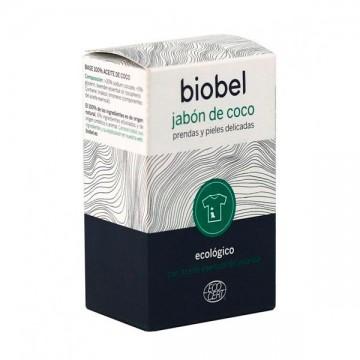 Jabón Pastilla Coco Eco 240 gr Biobel