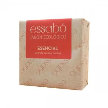 Jabon solido Esencial Eco 120 gr Essabo