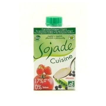 Crema Soja Cocina Bio 200 gr Sojade