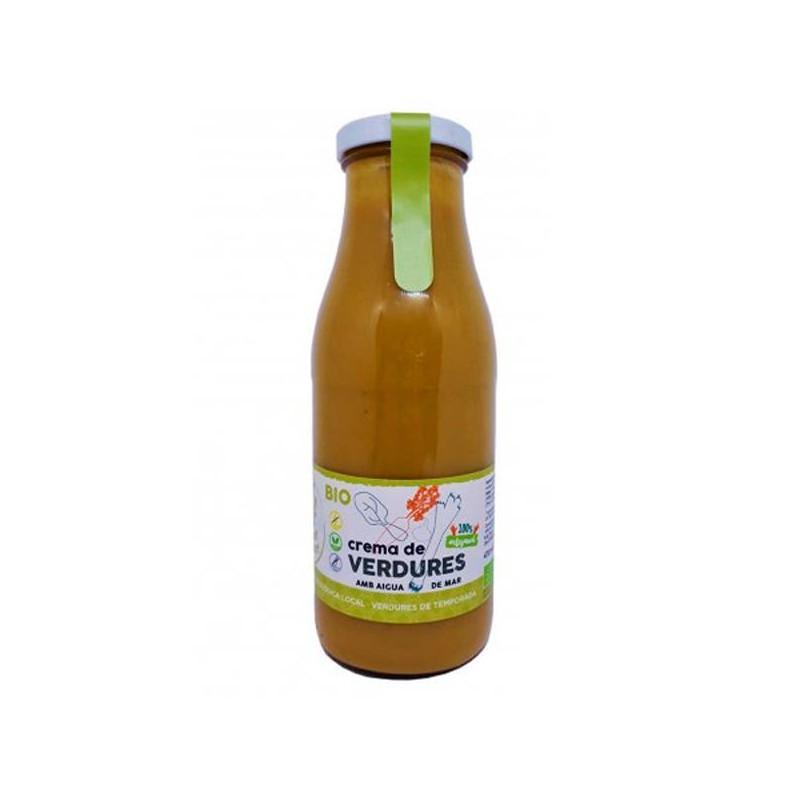 Crema Verduras con agua de Mar Bio 470ml