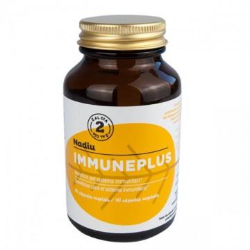 Immune Plus 30 capsulas Nadiu