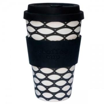 Vaso Bambú 400 ml Basketcase