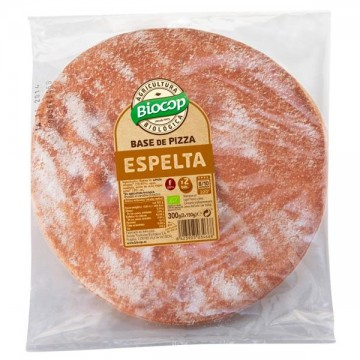 Base pizza Espelta Bio 3 uni