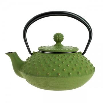 Tetera kanbin verde dorado 320 ml Iwachu