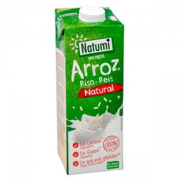 Bebida de arroz bio 1 L Natumi