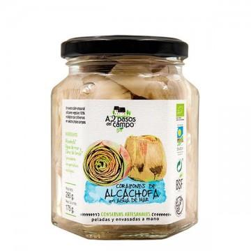 Corazones de alcachofa Bio 300 gr