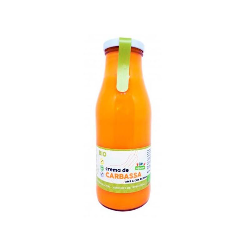 Crema calabaza agua de mar 470ml