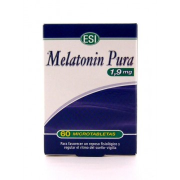 MELATONIN PURA 1.9 mg 60 Comp Esi