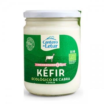 Kefir Cabra Desnatado Bio 420 gr Cantero