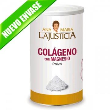 Colageno + Magnesio en polvo 350 gr