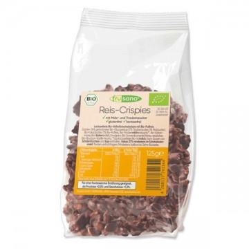 Crispi Arroz Chocolate Leche Bio 125 gr