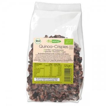 Crispi de Quinoa Chocolate Bio 125 gr