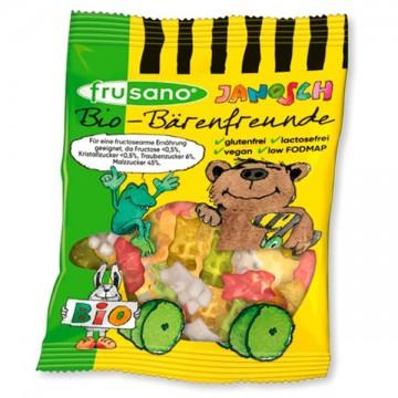 Osito Gominola sin gelatina Bio 100 gr