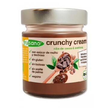 Crema Cacao con Avellanas Crujiente Bio