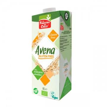 Bebida de Avena Sin Gluten Bio 1L