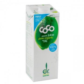 Agua de coco Bio 1 L Dr Martins