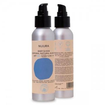 Emulsion Fluida Niños SPF50 50 ml Nuura