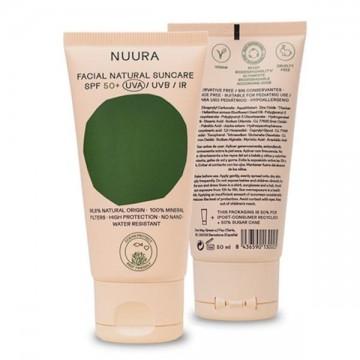 Crema Solar Facial SPF50 50 ml Bio Nuura