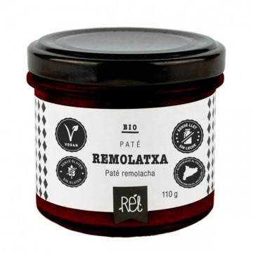 Pate Remolacha 110 gr S/G Bio Rel