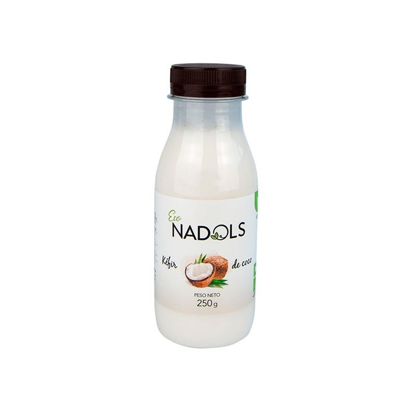 Kefir de Coco Bio 250 gr Nadols