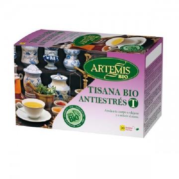 ANTIESTRESS T Tisanas Bio 20 filtros