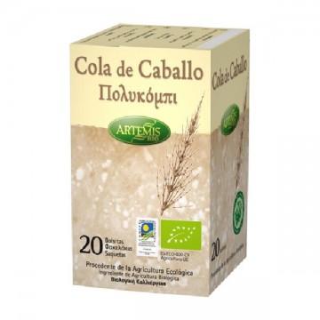 COLA DE CABALLO Bio 20 filtros Artemis