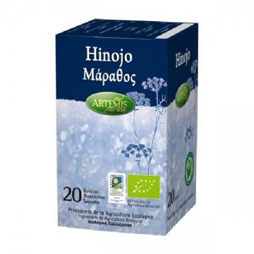 HINOJO Bio 20 filtros Artemis
