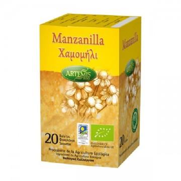MANZANILLA Bio 20 filtros Artemis