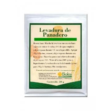 LEVADURA PANADERO 20 gr Vitam