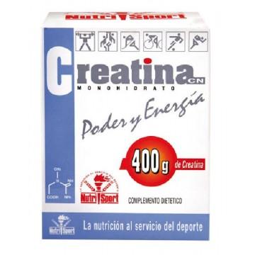 CREATINA POLVO 400 gr Nutisport