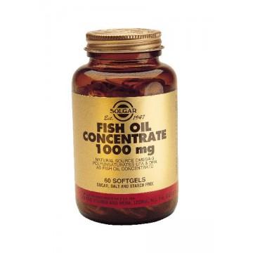 ACEITE DE PESCADO 1000 mg 60 capsulas