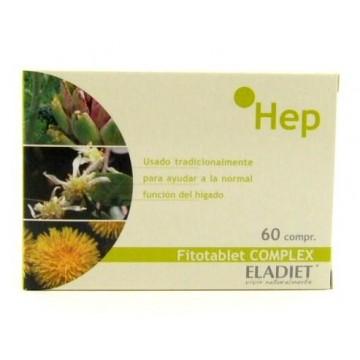 FITOTABLET COMPLEX HEP 60 comp Eladiet