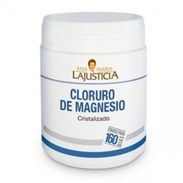 CLORURO MAGNESIO 400 gr Lajusticia